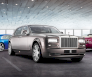 ROLLS-ROYCE NAMES ITS FIRST SUV AFTER A DIAMOND