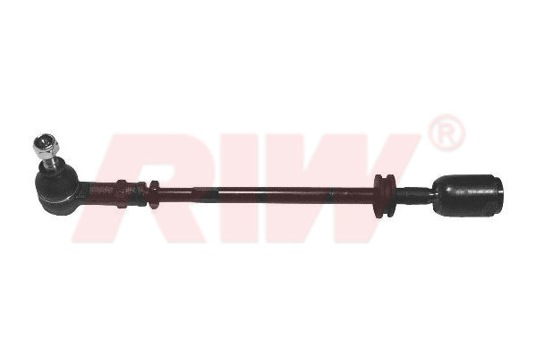 VOLKSWAGEN GOLF (I MK1, A1) 1974 - 1984 Tie Rod Assembly
